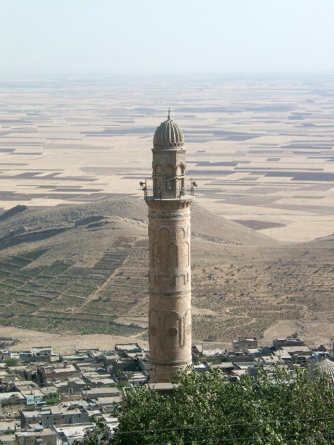 Reyhane Mosque, Mardin
