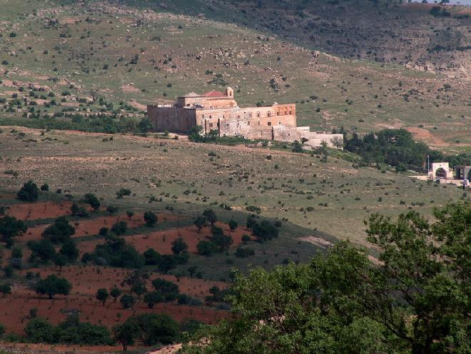 Mor Hananyo Monastery