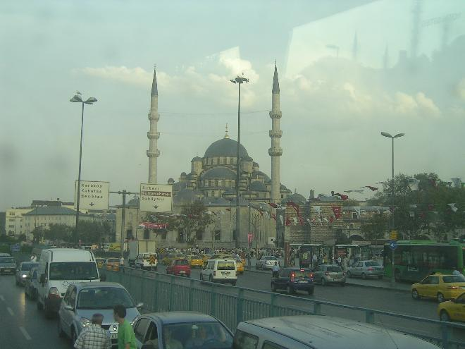 The New Mosque (Yenii Camii) 2