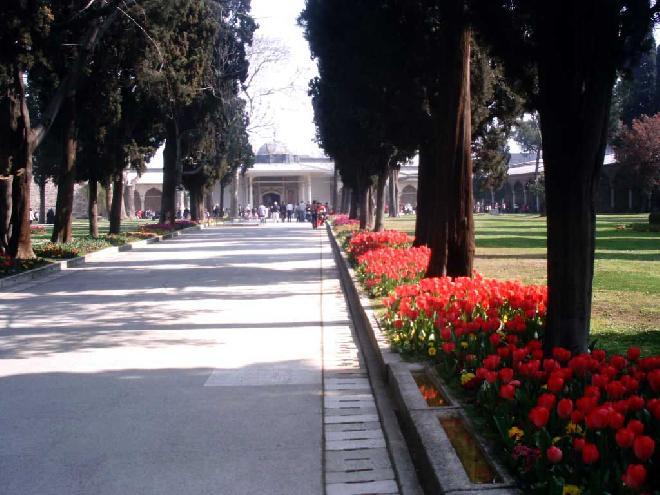Topkapi Palace – The Second Court
