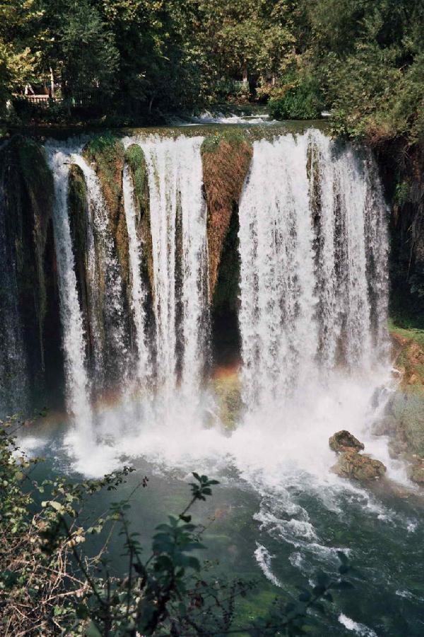 Upper Düden Waterfalls
