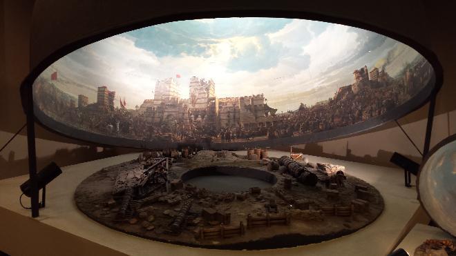 Miniature of Panaroma 1453 History Museum