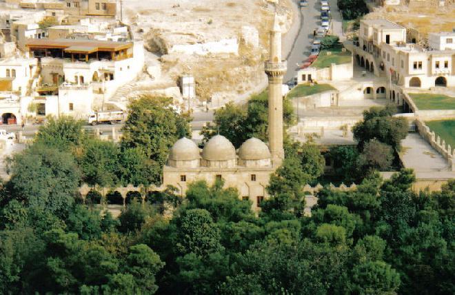 Abraham's Cave in Sanliurfa