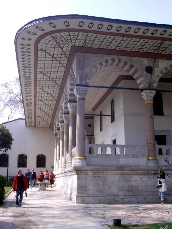 Topkapi Palace – Arz odası