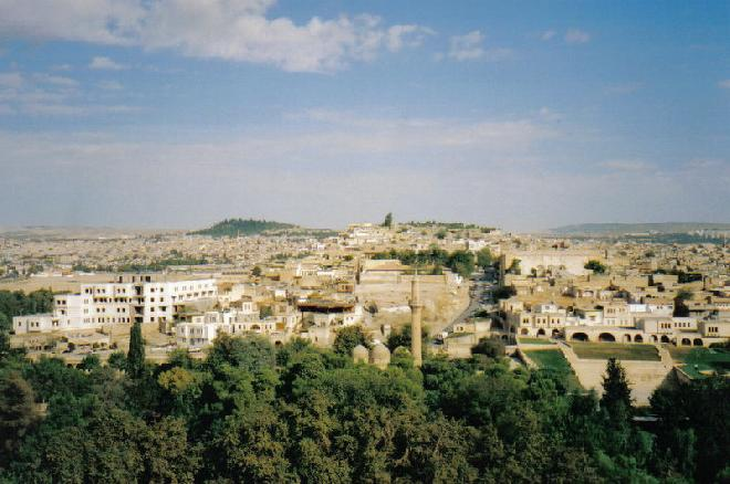 Sanliurfa skyline