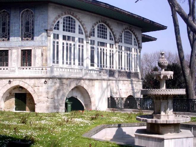 Topkapi Palace – Mecidiye kiosk