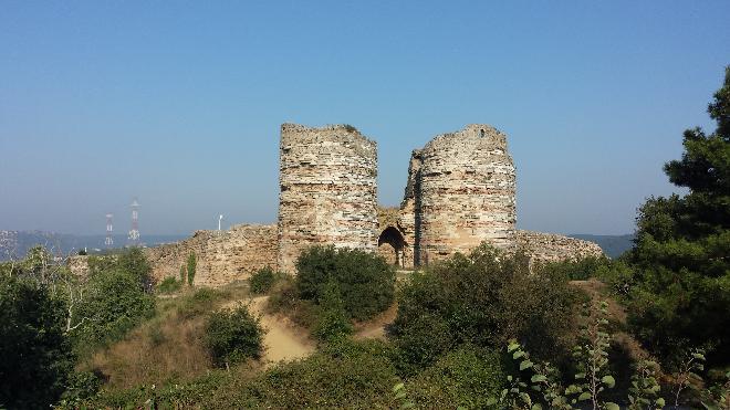 Yoros Castle (Yoros Kalesi)