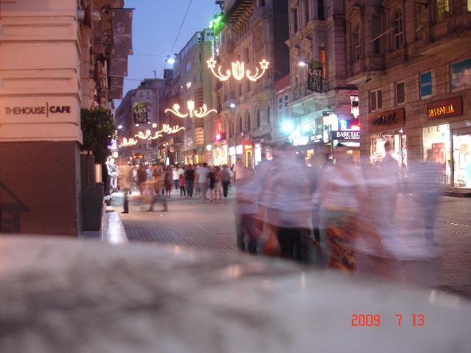 Istiklal Street,