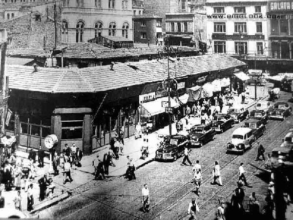 Old Istanbul Karaköy