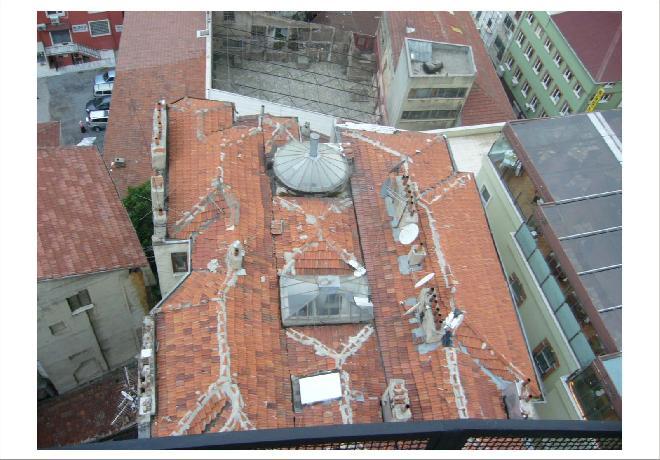 Istambul roofs
