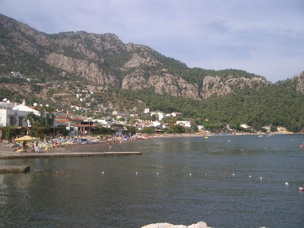 Turunc coast