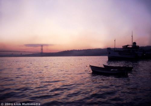 Istanbul  Bogazi - Bosphorus
