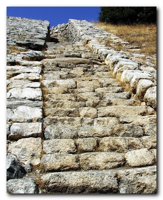 Hattuşaş – Yerkapı Stairs