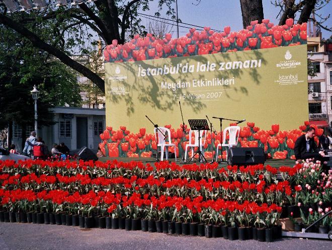 Istanbul Tulip Festival 2007