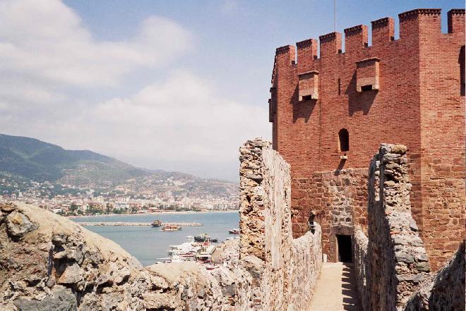 Alanya Kızıl Kule