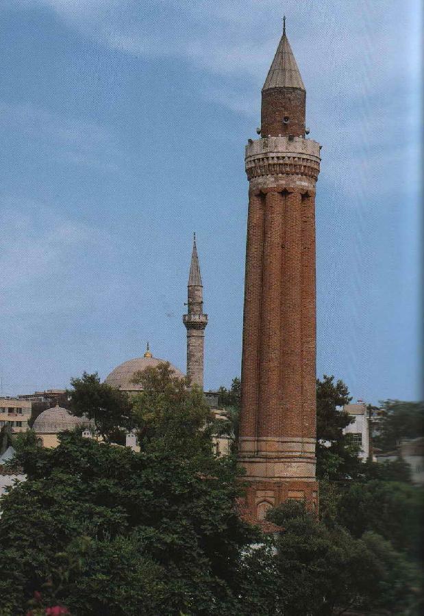 Antalya - Yivli Minare