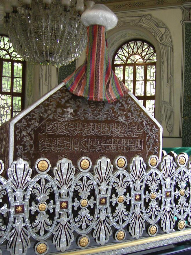 Mausoleum of Osman Gazi 2