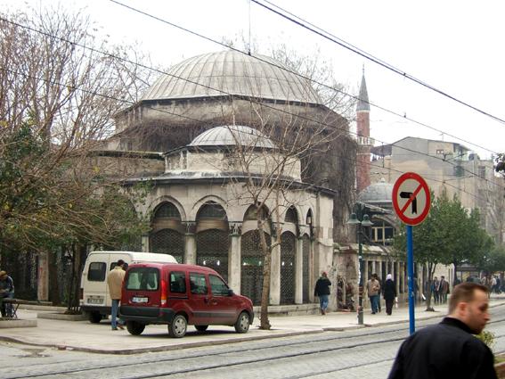 Mimar Sinan Pasha Tomb