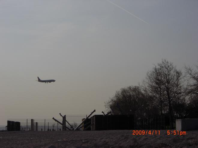Near airport