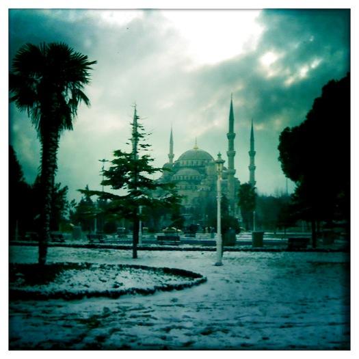 Sultanahmet in the