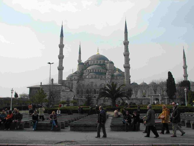 Blue Mosque (Sultanahmet)