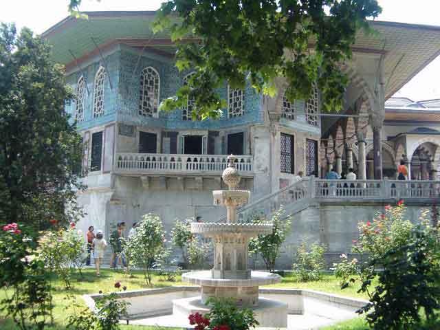Topkapi Palace – Baghdad Pavillion