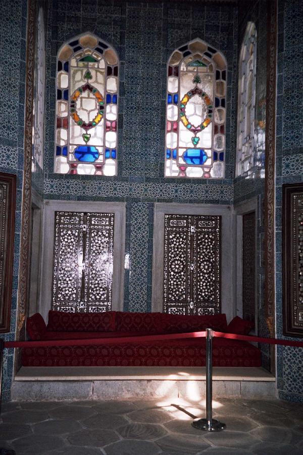 Interior of Baghdad Pavillion