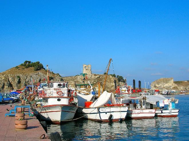 Şile port