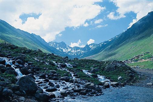 Canik Dagi - Mount Canik