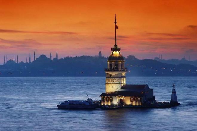 Kiz Kulesi (Leander´s Tower)