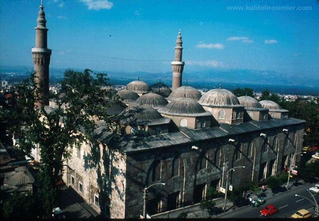 Bursa Ulucami mosque-2