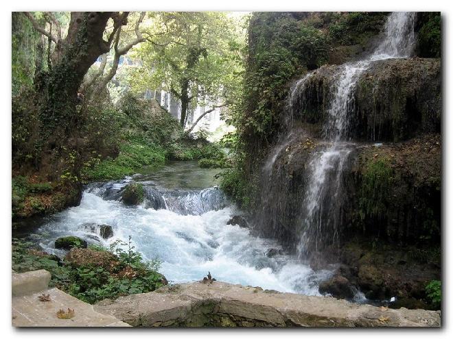 Düden Waterfalls National Park