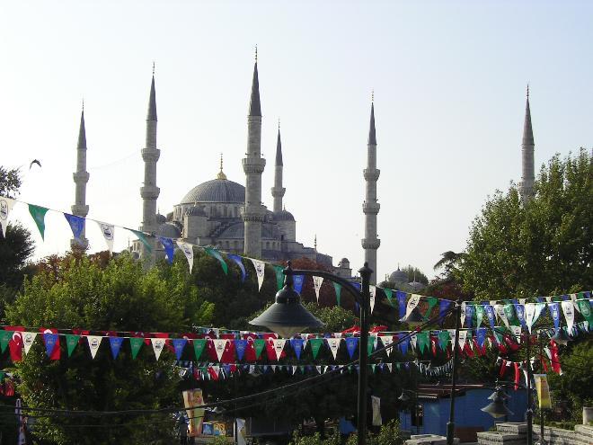 Blue Mosque 18