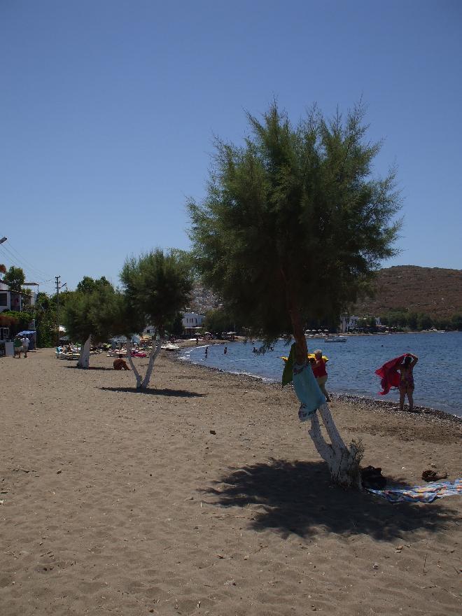 Gümüslük Beach