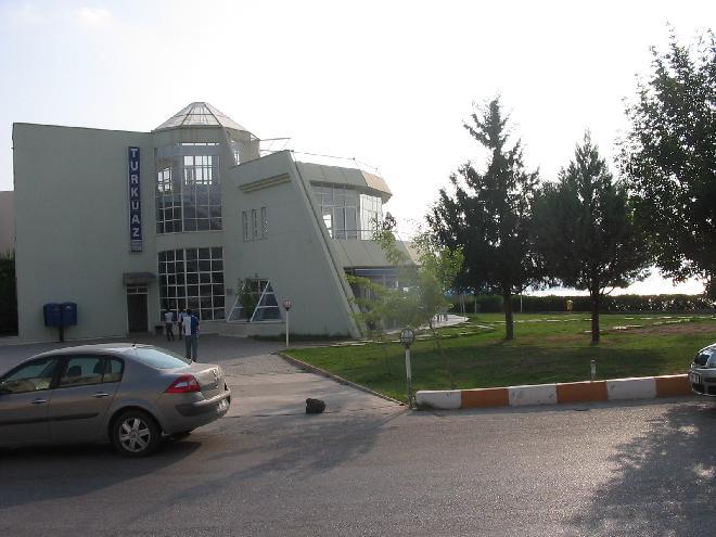 Cukurova University Caffe