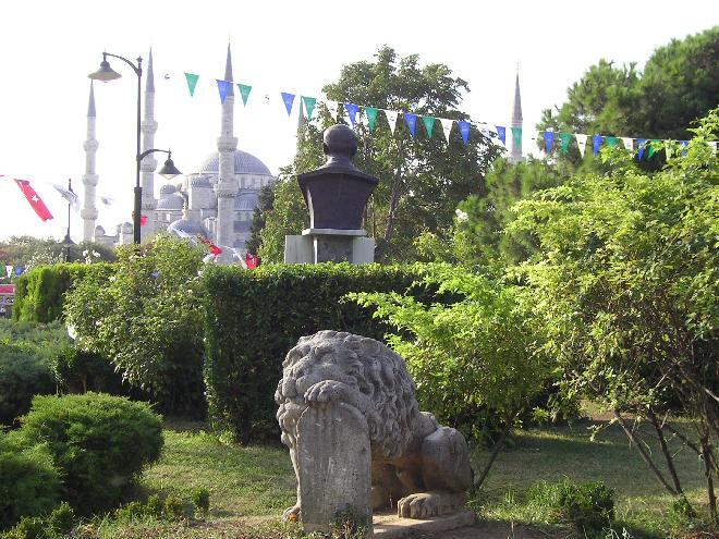 Blue Mosque 19