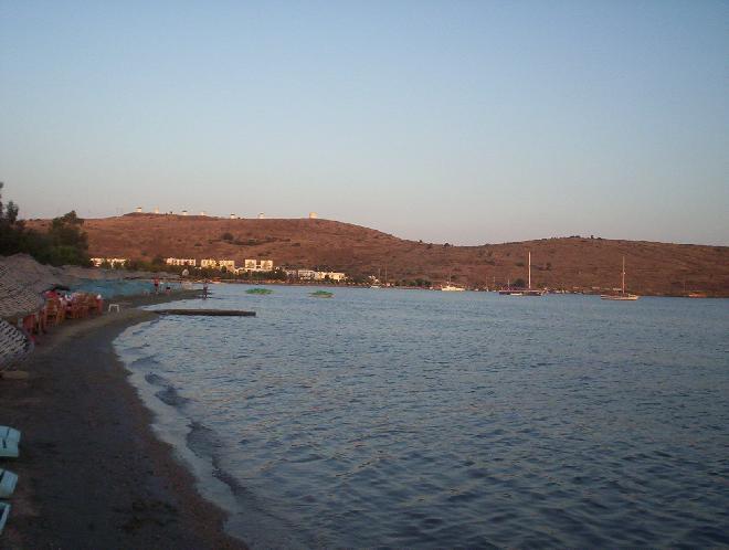 Gumebet Beach, Bodrum 2005