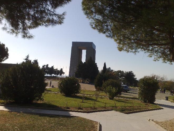 Dardanelles Battle Memorial (Çanakkale Anıtı)