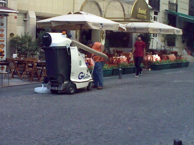 Vacum Cleaning