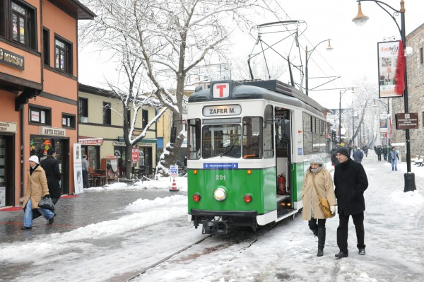 Bursa tram