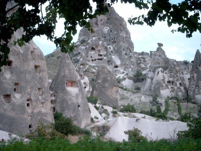 Goreme cave houses