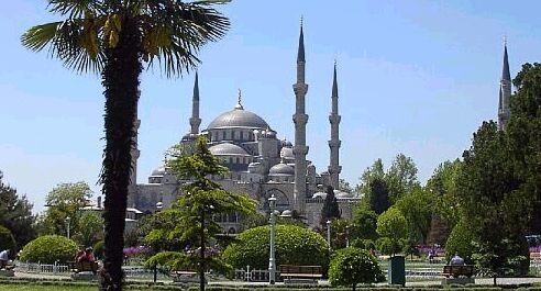 Sultanahmet in Istanbul