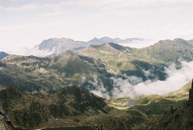 Rize - Kackar Mountains