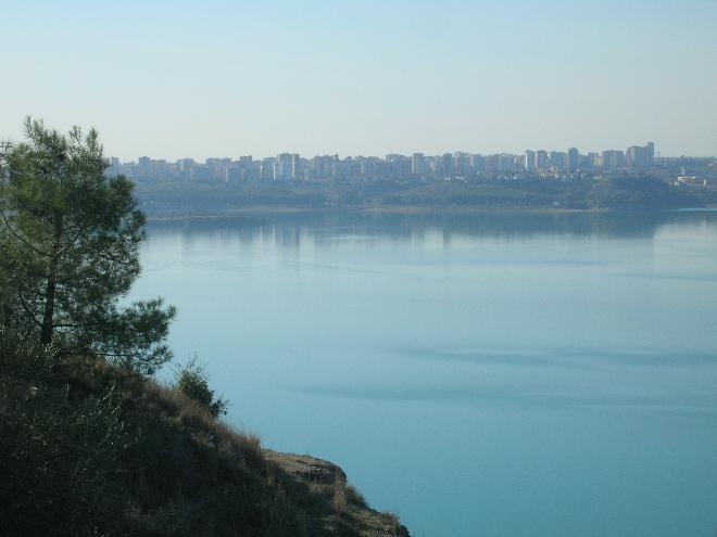 Adana View from Çukurova Uni