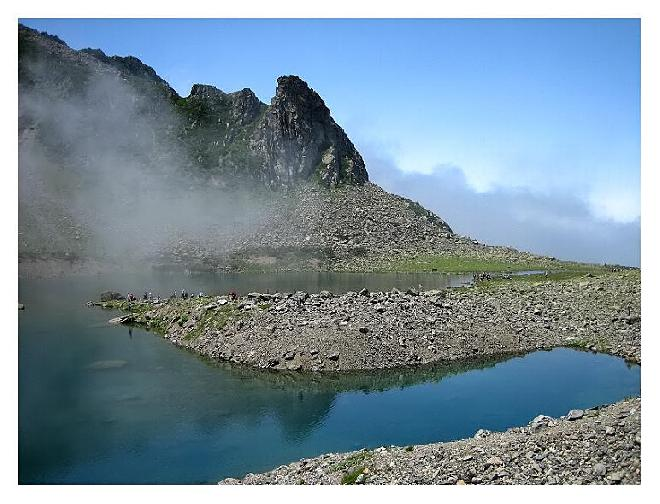 Rize – Avusor - Celazene lake