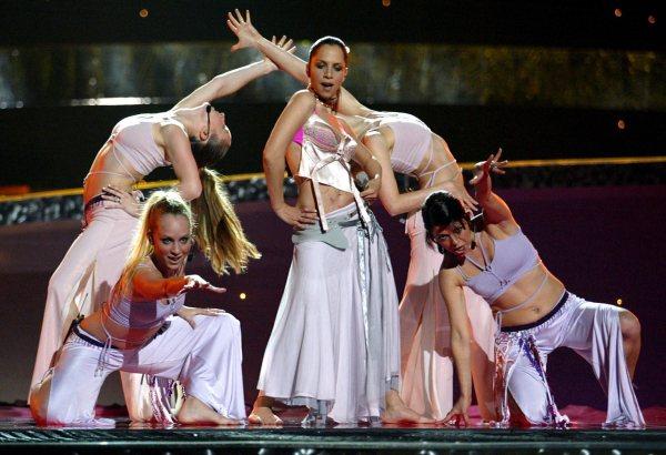 Sertab Erener in Eurovision (2003)
