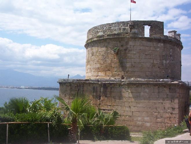 Antalya-Hidirlik Tower