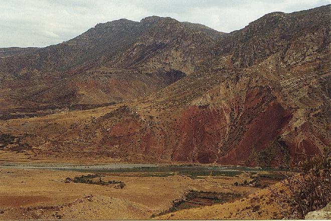 Siirt Canyon