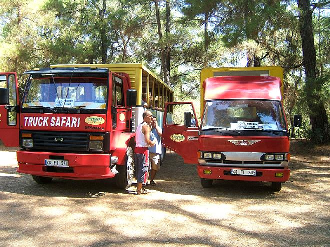 Truck Safari