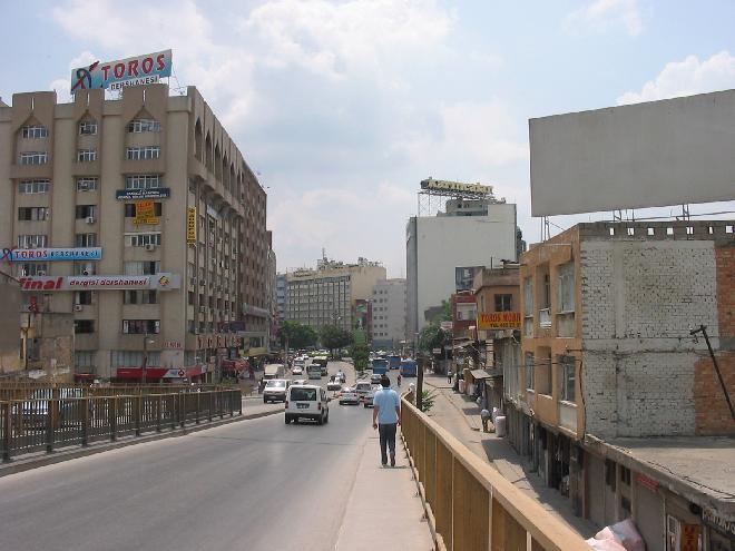 Adana downtown